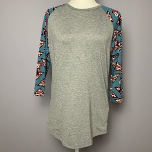 "NWOT Lularoe ""Randy"" Disney Minnie Mouse Raglan"